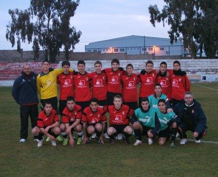 Cadetes 2008/2009