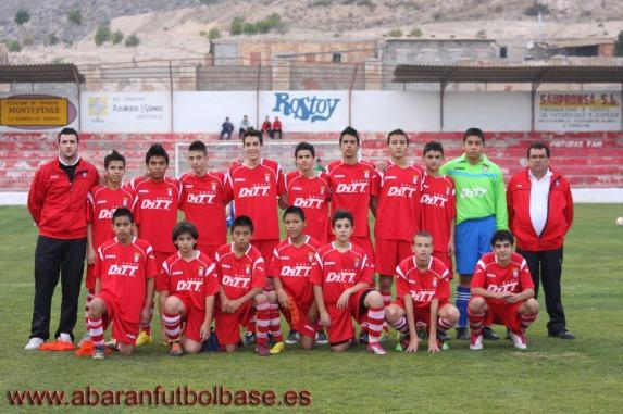 Cadetes 2010/11
