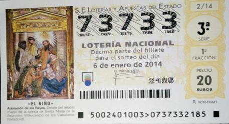 Loteria niño